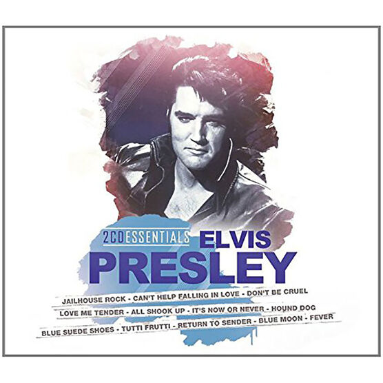 Elvis Presley - Essentials - 2 CD