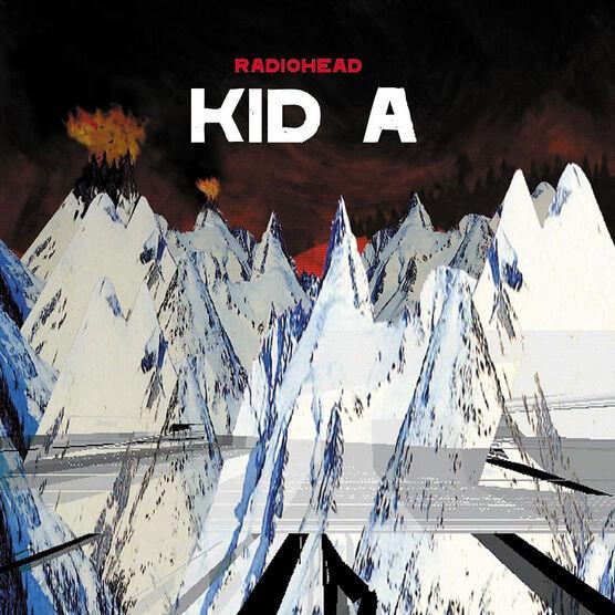 Radiohead - Kid A - 2 LP Vinyl