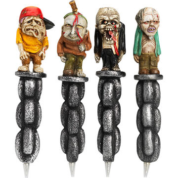 Hand Painted Bad Boy Pens - Assorted