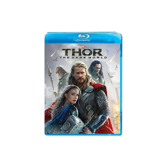 Thor 2: The Dark World - Blu-ray
