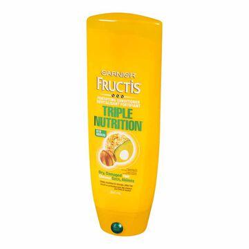 Garnier Fructis Fortifying Conditioner Triple Nutrition - 384ml