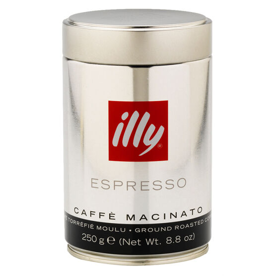 Illy Ground Coffee - Espresso - 250g