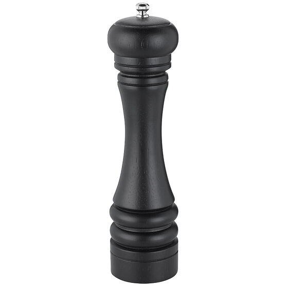 Trudeau Seville Pepper Mill - Black - 10inch