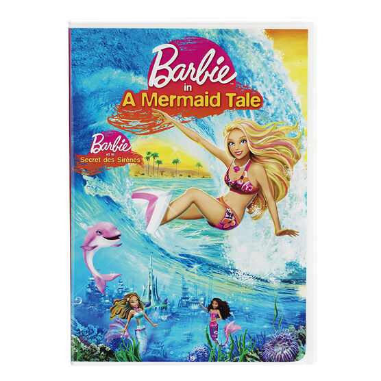 Barbie: In A Mermaid Tale - DVD