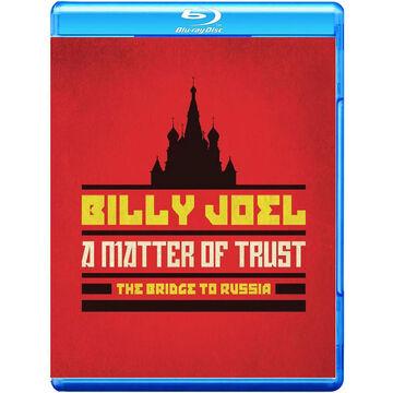 Billy Joel: A Matter of Trust - Blu-ray