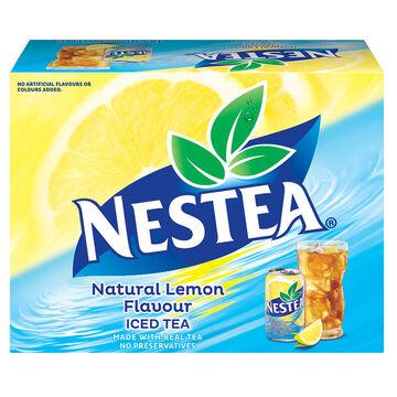 Nestea Iced Tea - Lemon - 12x341ml
