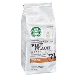 Starbucks Ground Coffee - Pike Place - 340g