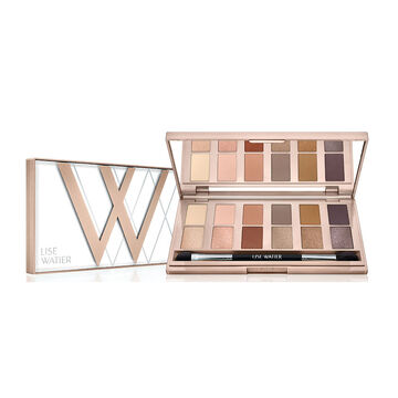 Lise Watier Simply Nudes 12-Colour Eyeshadow Palette