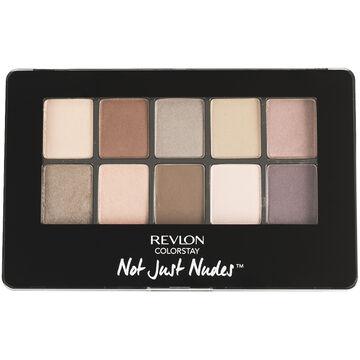 Revlon ColorStay Not Just Nudes Shadow Palette