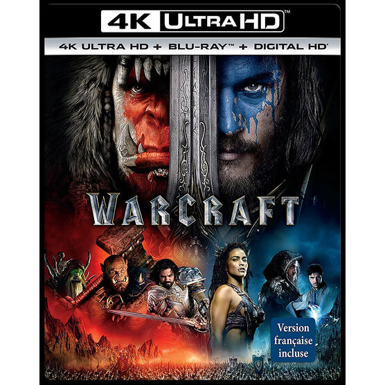 Warcraft - 4K UHD Blu-ray