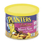 Planters Deluxe Mixed Nuts - Roasted & Salted - 225g
