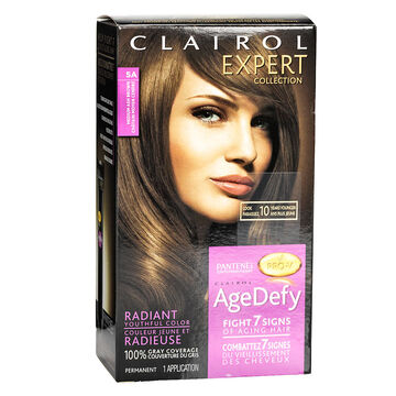 Clairol Expert Collection Age Defy Permanent Hair Colour