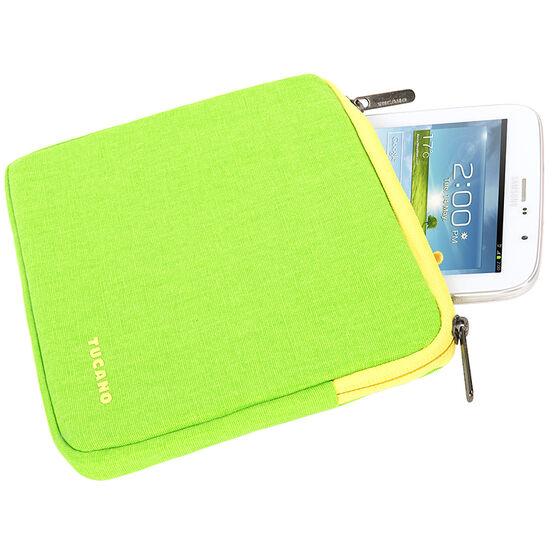 Tucano Fluo Universal Sleeve for 7-8inch Tablet - Acid Green - BFLUO8-V