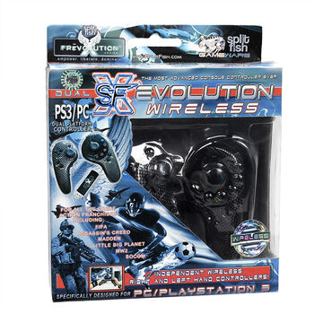 Digital Interactive Systems Dual SFX PS3 Wireless Controller