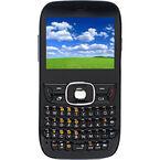 Rogers ZTE Z432 Prepaid Phone - Black
