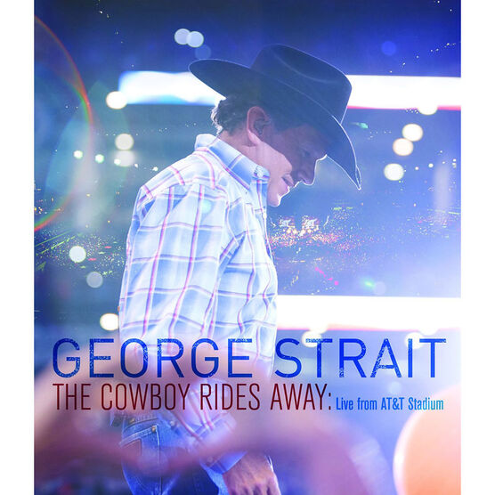 George Strait - The Cowboy Rides Away - DVD