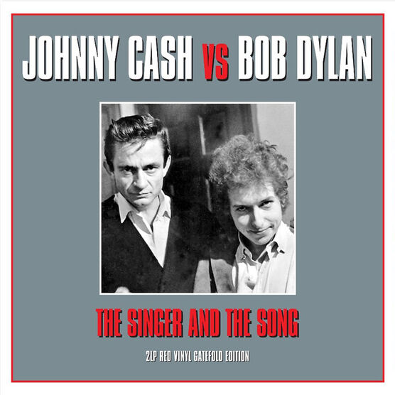 Johnny Cash vs. Bob Dylan - The Singer and the Song - 180g Vinyl