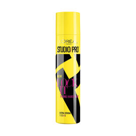 L'Oreal Studio Pro Lock It Pro Ultra Strong Hairspray - 400g