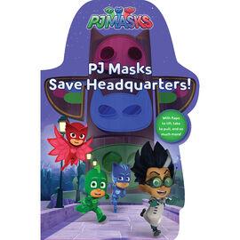 PJ Masks Save Headquarters by Daphne Pendergrass