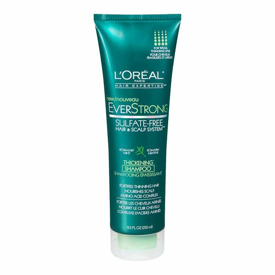 L'Oreal EverStrong Thickening Shampoo - 250ml