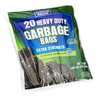 London Drugs Heavy Duty Garbage Bags - Extra Strength - 20's
