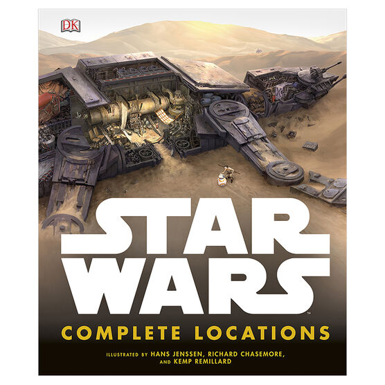 Star Wars Complete Location