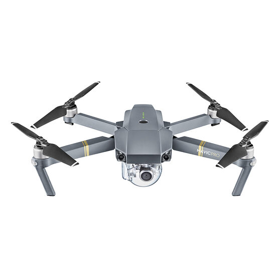 DJI Mavic Pro Drone - Black - CP.PT.000500