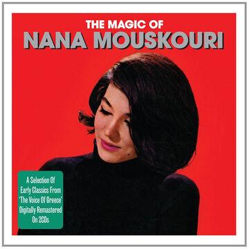 Nana Mouskouri - The Magic of Nana Mouskouri - CD