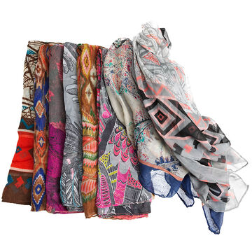 Cream Soda Scarf - Ladies - Assorted