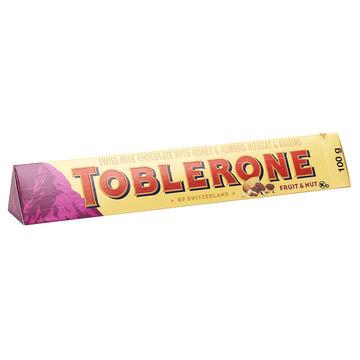 Toblerone Fruit & Nut Chocolate - 100g