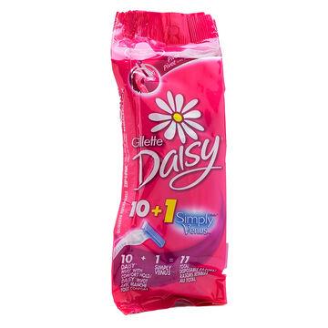Gillette Daisy UltraGrip Women's Razors - 10's
