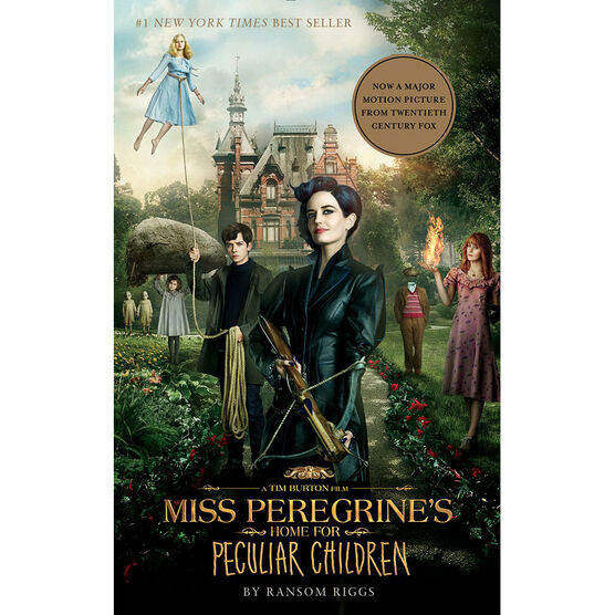 Miss Peregrine  by Ransom Riggs