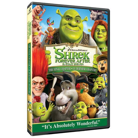Shrek Forever After - DVD