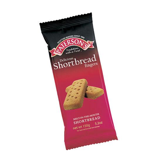 Paterson's Shortbread Fingers - 150g