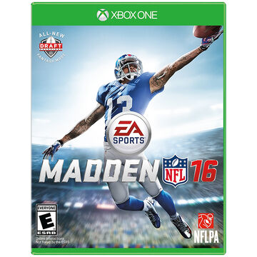 Xbox One Madden NFL 16