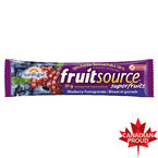 Sun-Rype FruitSource - Blueberry Pomegranate - 37g