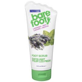 Freeman Bare Foot Lavender & Mint Foot Scrub - 150ml