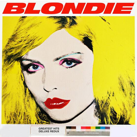 Blondie - Blondie 4(0)-Ever: Greatest Hits Deluxe Redux/Ghosts of Download - Vinyl