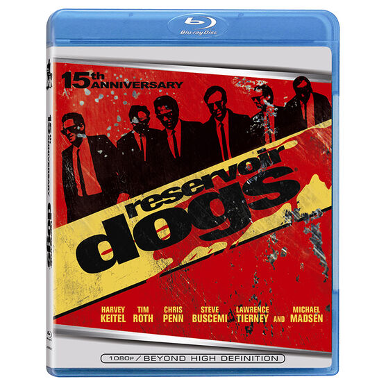 Reservoir Dogs - Blu-ray Disc