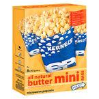 Kernels Microwave Popcorn - Butter - 8 x 45g