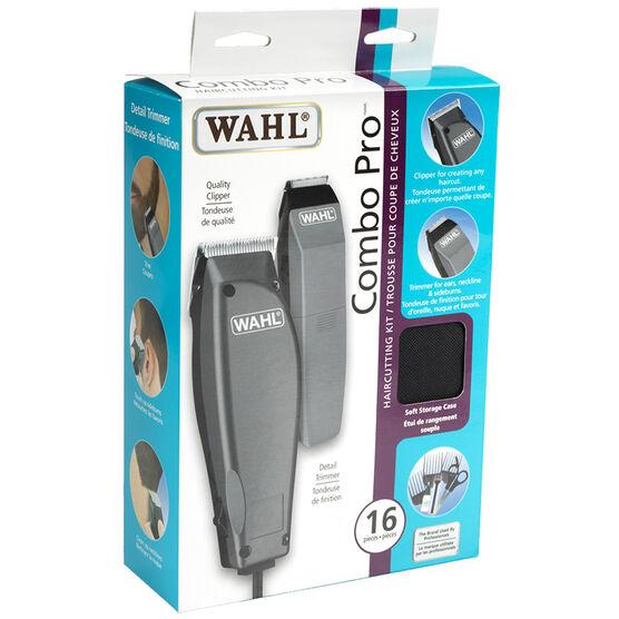 Wahl Combo Pro Haircutting Kit - 3120