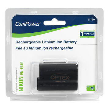 Optex Lithion Battery Nikon - LI150