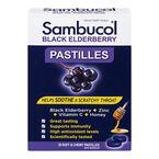 Sambucol Pastilles - Black Elderberry - 20's