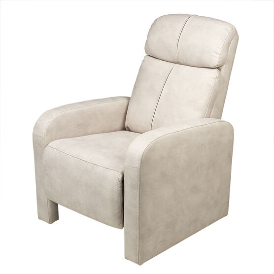 London Drugs Recliner with Headrest - Beige