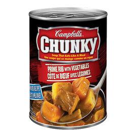 Campbell's Chunky Prime Rib - 540ml