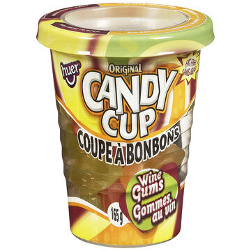 Huer Candy Cup - Wine Gums - 165g