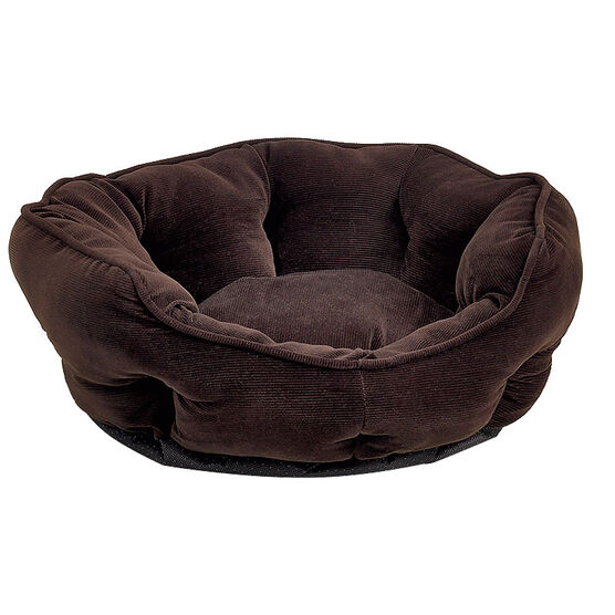 London Drugs Corduroy Pet Bed - Brown - Small