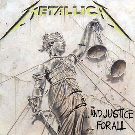 Metallica - … And Justice For All - Vinyl