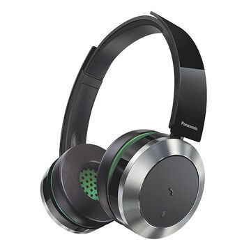Panasonic Bluetooth Headphones - Black - RPBTD10K