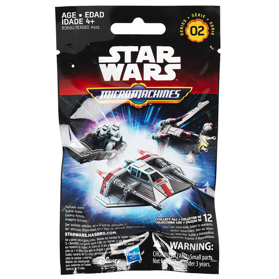 Star Wars Vehicle Blind Bag - Assorted